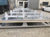 Alumínium szerkezet gyártása