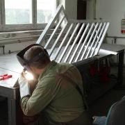 Aluminiumschweißen und säurebeständiges Schweißen